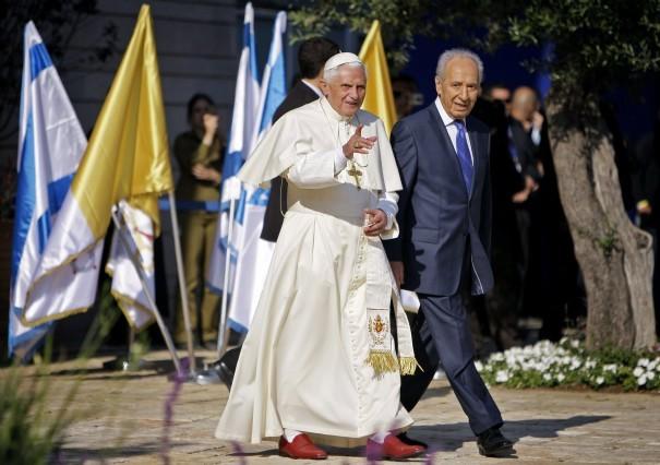 Israel Benoit XVI