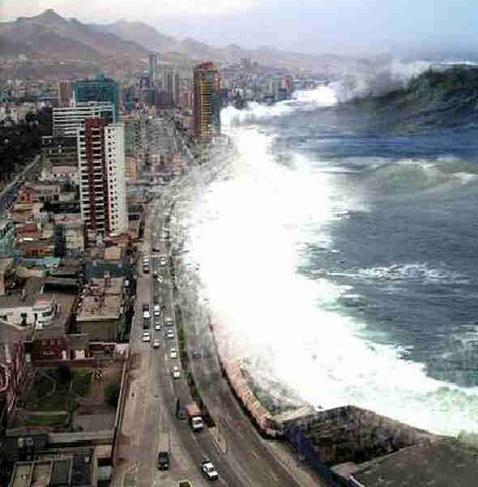 Japon Tsunami