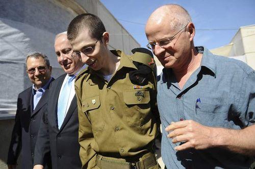 Le retour de Gilad