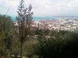 Vue du balcon Saint-Raphaël à El Biar