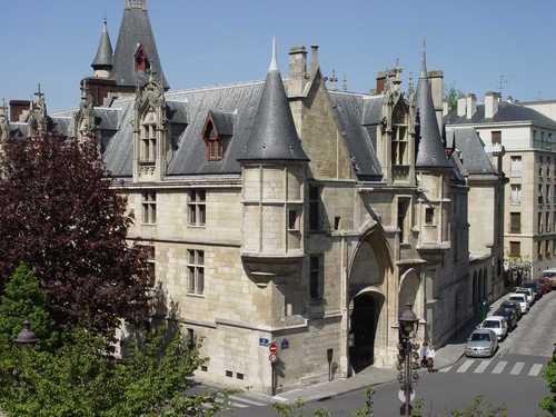 Hôtel de Sens (IVe)